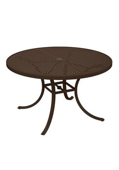 Boulevard Aluminum Dining Table Frame Color: Greco