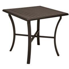 Banchetto Bar Table Frame Color: Woodland