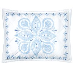 Emma Quilted Sham Size: King