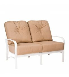 Fremont Loveseat with Cushions Fabric: Canvas Heather Beige