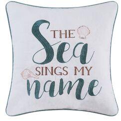 Hahne Cotton Throw Pillow