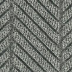 Waterhog Eco Elite Doormat Color: Grey Ash, Mat Size: 3' x 5'
