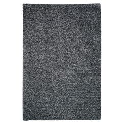 Caddigan Hand-Woven Charcoal Area Rug Rug Size: Rectangle 9'3