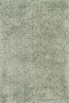Hackel Hand-Tufted Teal Area Rug Rug Size: Rectangle 3'6