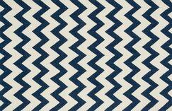 Danko Hand-Hooked Blue/Ivory Indoor/Outdoor Area Rug Rug Size: Round 7'10