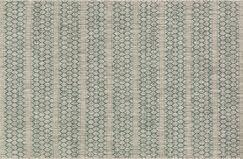 Bundy Gray/Teal Indoor/Outdoor Area Rug Rug Size: Rectangle 7'10