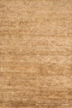 Hively Hand-Knotted Amber Area Rug Rug Size: Rectangle 7'9