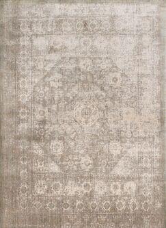 Zehner Gray/Sage Area Rug Rug Size: Rectangle 13' x 18'