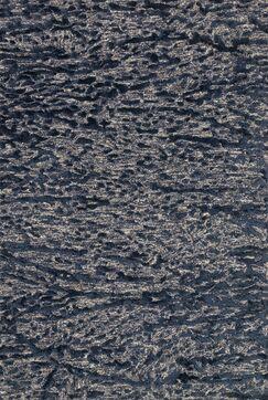 Juneau Hand-Hooked Blue Area Rug Rug Size: Rectangle 3'6