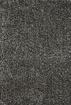 Mattern Shag Salt/Pepper Area Rug Rug Size: Rectangle 3'6