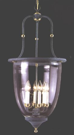 Asheville 6-Light Urn Pendant