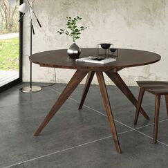 Catalina Extendable Dining Table Size: 30