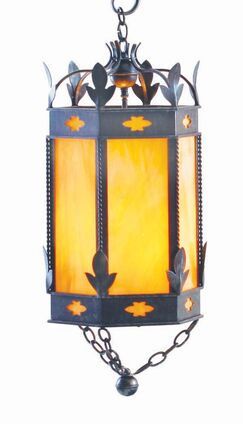 Valhalla 3-Light Foyer Light Finish: Gilded Tobacco, Shade Color: New Mica