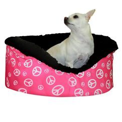 Snoozer Janis Bolster Pet Bed Size: Large ( 31'' W x 26'' D x 10'' H)
