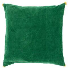 Kora Velvet Pillow Cover Size: 18