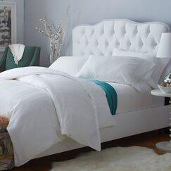 Wheeling Upholstered Panel Bed Size: Full, Color: Velvet Caribbean
