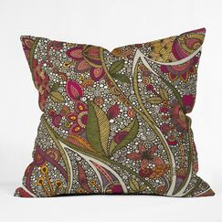 Valentina Ramos Kai Throw Pillow Size: 18