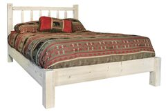 Katlyn Platform Bed Color: Stain/Clear Lacquer, Size: Twin
