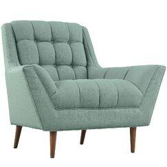 Freeborn Armchair Upholstery: Laguna