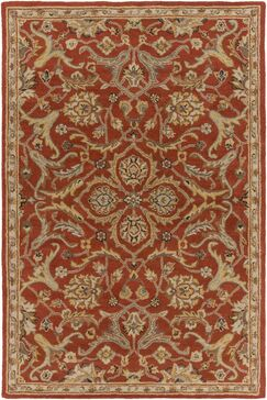 Phillip Area Rug Rug Size: Rectangle 6' x 9'