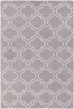 Shandi Hand-Tufted Gray Area Rug Rug Size: Rectangle 9' x 13'