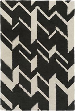Youmans Hand-Crafted Area Rug Rug Size: Rectangle 7'6
