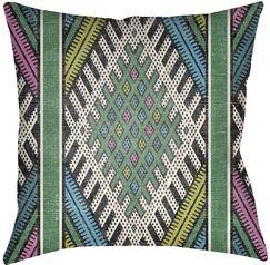 Dugger Indoor/Outdoor Throw Pillow Size: 16