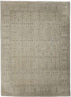 Earnshaw Silver/Sand Area Rug Rug Size: 8' x 10'