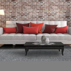 Melaney Hand-Tufted Gray Area Rug Rug Size: 5' x 8'