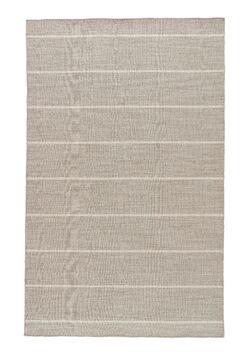 Nieto Gray/Ivory Area Rug Rug Size: Rectangle 5' x 8'