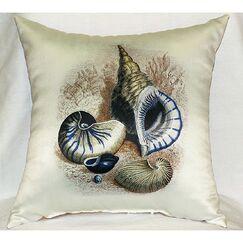Antique Indoor/Outdoor Throw Pillow