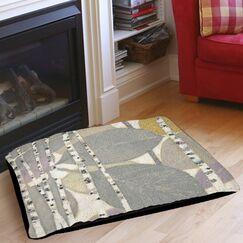 Birch Leaf 2 Indoor/Outdoor Pet Bed Size: 50