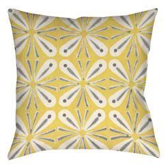 Salzman 1 Printed Throw Pillow Size: 14