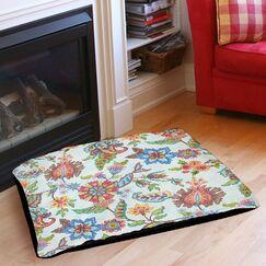 Shangri La Indoor/Outdoor Pet Bed Color: Natural, Size: 50