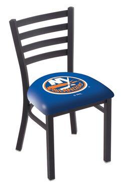 NHL Stationary Side Chair NHL Team: New York Islanders