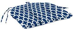 Indoor/Outdoor Adirondack Chair Cushion Fabric: Hockley Navy