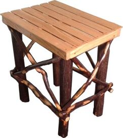 Fran End Table