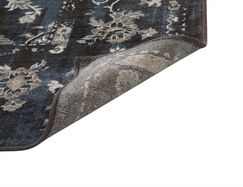 Beecroft Machine Woven Synthetic Blue/Natural Indoor Area Rug Rug Size: Rectangle 8' x 10'