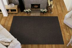 Chocolate Southpointe Area Rug Rug Size: 5' x 7'