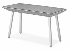 Dreamy Dining Table Finish: Wheat, Table Size: 43.31