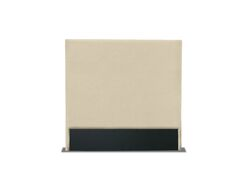 Handley Plain Upholstered Headboard Size: High Height Queen, Color: Sand