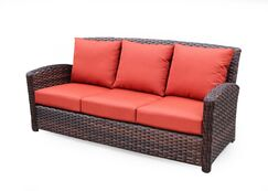 Remmers Sofa with Cushion Color: Cast Slate