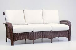 Allerdale Sofa with Cushion Color: Cast Oasis