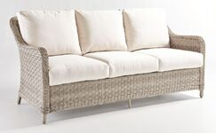 Keever Sofa with Cushion Color: Canvas Khaki