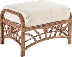 Stough Ottoman Upholstery: Meeks Shell