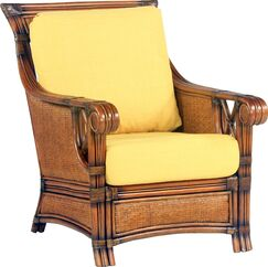 Stotler Armchair Upholstery: Butley Honey