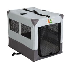 Canine Camper Sportable Tent Pet Crate Size: 20.25