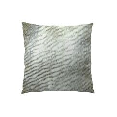 Alaskan Hawk Handmade Throw Pillow  Size: 20