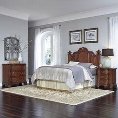 Santiago Platform 3 Piece Bedroom Set Size: Queen/Full