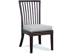 Meridien Dining Chair Upholstery Color: 0216-53/Java